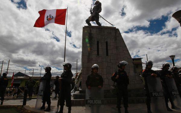 Cajamarca vivió su jornada más tranquila desde la declaración del estado de emergencia
