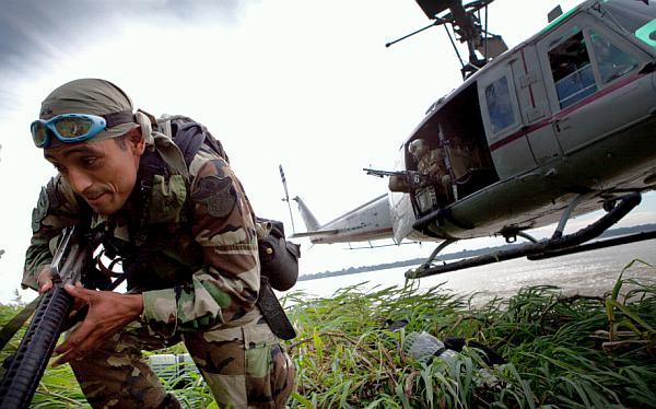 Lucha contra el terrorismo será prioridad para el Ministerio de Defensa
