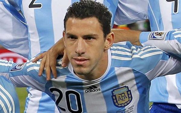 Maxi Rodríguez es nuevo jugador de Newell's Old Boys