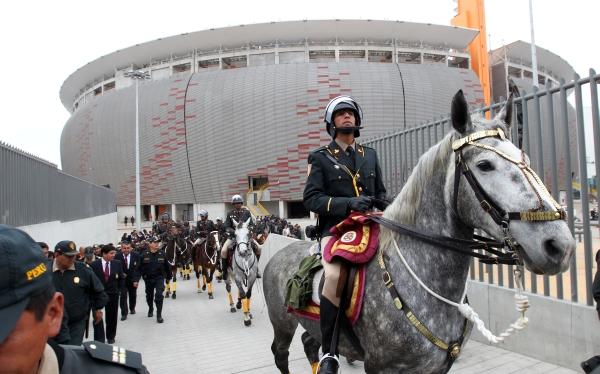 Perú vs. Argentina: 4 mil policías brindarán seguridad en el Nacional