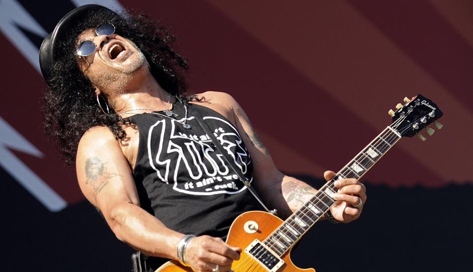 """Concierto de Slash en Lima fue cancelado por """"temas logísticos"""""""