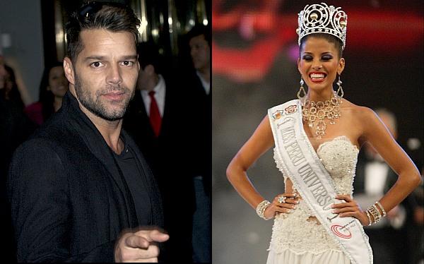 Ricky Martin criticó el comentario de Cindy Mejía sobre la homosexualidad