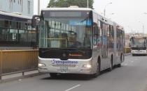 Metropolitano: solo servicios regulares operarán hoy y serán desviados por procesión - Noticias de señor de los milagros