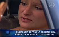 Ciudadana española detenida desató escándalo en comisaría de Lince - Noticias de sandra perea rodriguez