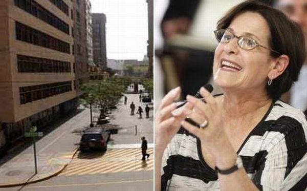 Susana Villarán pide no olvidar muertes en Tarata para que no se repitan