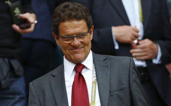 Fabio Capello es el nuevo técnico de la selección rusa de fútbol