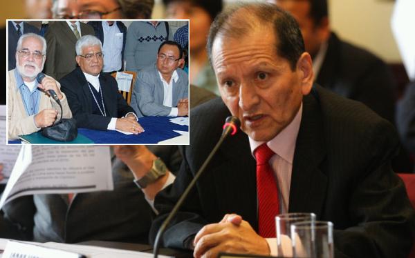 """Merino: """"En 30 días deberíamos haber acercado posiciones en Cajamarca"""""""