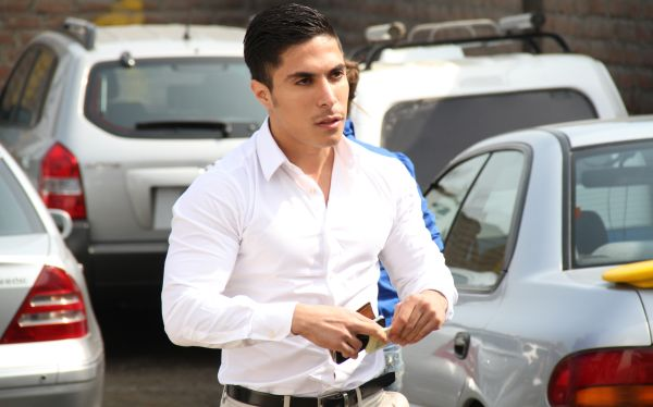Ariel Bracamonte dice que cartas de Trujillo Ospina buscan desacreditarlo