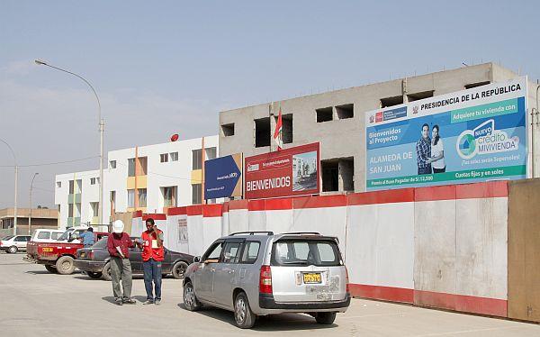 Créditos del Fondo Mivivienda registrarán aumento de 15% en el 2012