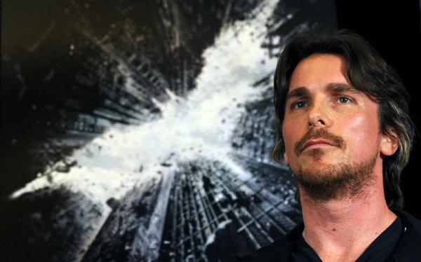 "Christian Bale: ""Antes de Batman, los productores a menudo me rechazaban"""
