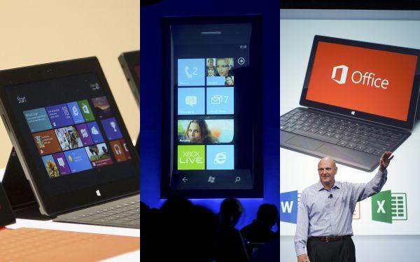 Microsoft al ataque: presentó tres nuevos productos en menos de un mes