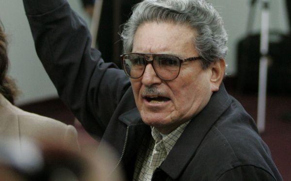 La procuraduría embargará una propiedad a Abimael Guzmán