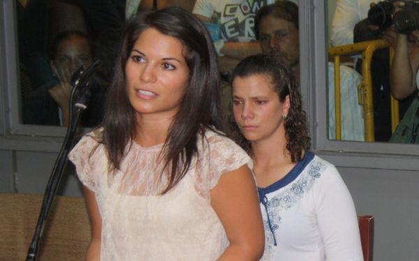 Audios interceptados a Eva, Liliana y su abogado son más de 170