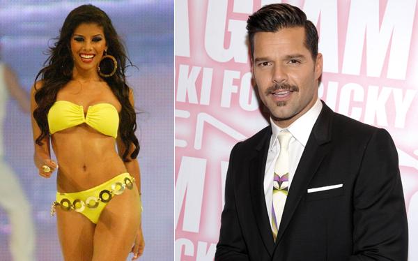 """Ricky Martin sobre Cindy Mejía: """"No tengo que disculpar a nadie"""""""