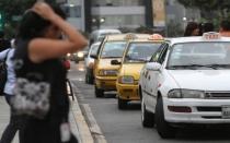 Taxistas tienen hasta el 15 de noviembre para empadronarse - Noticias de perfecto ramirez