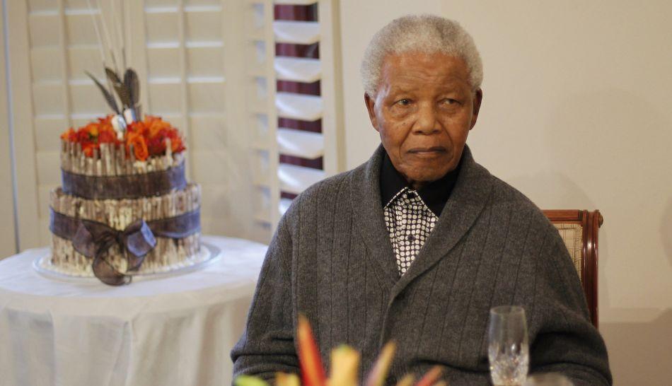 FOTOS: Nelson Mandela cumple 94 años con el cariño de Sudáfrica y de líderes mundiales