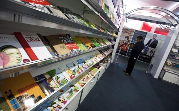 Estas son las actividades inaugurales de la Feria del Libro de Lima 2012
