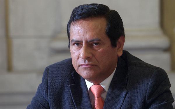 """Promotor de revocación a Villarán: """"Audios son cortina de humo por denuncia contra Reniec"""""""