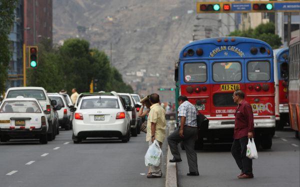 Reordenamiento de las avenidas Tacna y Wilson empezará en agosto