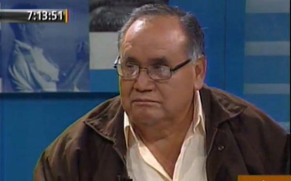 """Julio Rau Rau: """"No tengo ningún vínculo con los revocadores"""""""