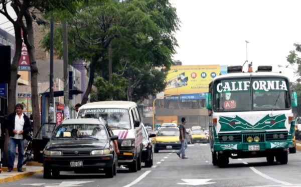 Trujillo: paro de transportistas fue acatado casi en su totalidad