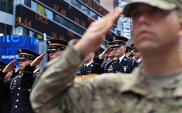 La obesidad provoca una cifra récord de bajas en el Ejército de EE.UU.