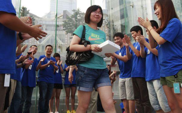 Apple consiguió lanzar la Nueva iPad en China sin incidentes