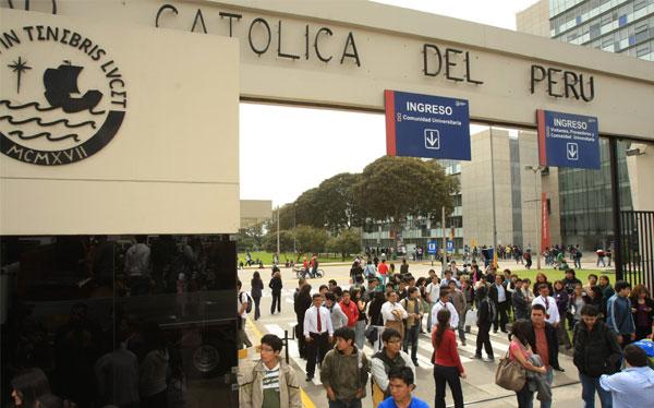 Tres universidades peruanas figuran entre 100 mejores de Latinoamérica