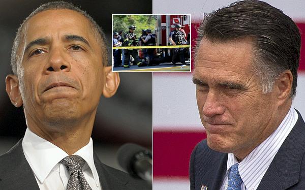 Obama y Romney eluden debate sobre posesión de armas tras matanza en Colorado