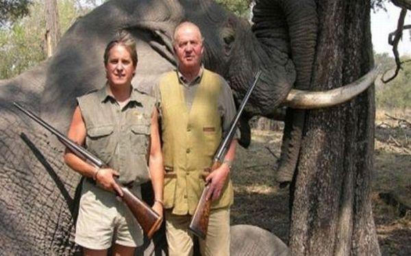 WWF le quitó el título de presidente de honor al rey Juan Carlos de España