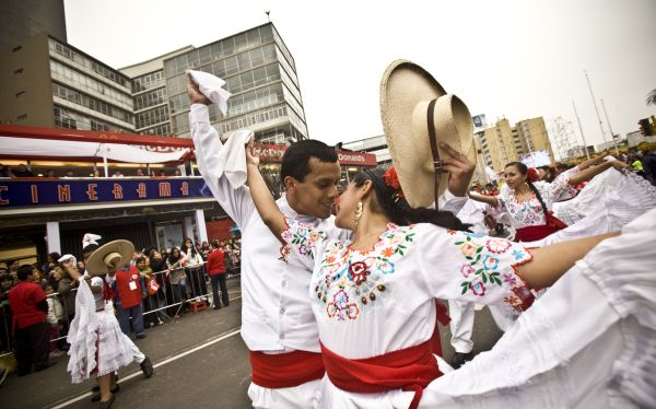 Miraflores: conoce las rutas alternas ante el desfile por Fiestas Patrias