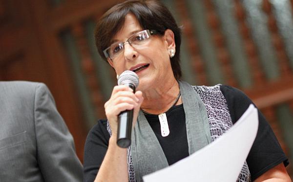 Susana Villarán criticó a Villa Stein por fallo a favor del grupo Colina