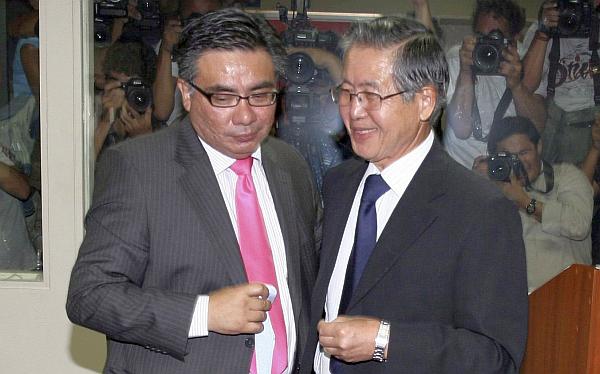 """""""Hay elementos de sentencia a los Colina que favorecen a Fujimori"""", afirmó Nakazaki"""