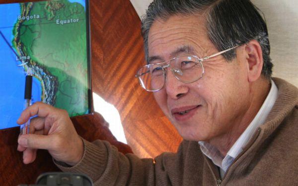 Fujimori no podrá acceder a indulto así se retire lesa humanidad de sentencia
