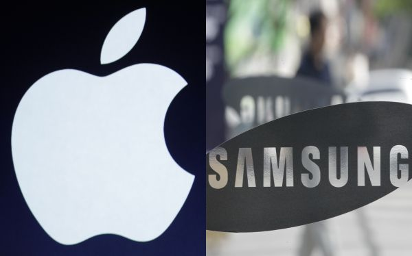Apple reclama a Samsung 2.525 millones de dólares en daños
