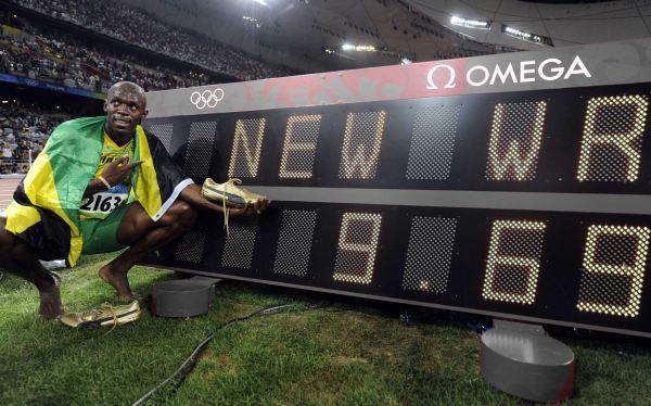 """Londres 2012: Usain Bolt dejó en claro que este es su """"momento"""""""