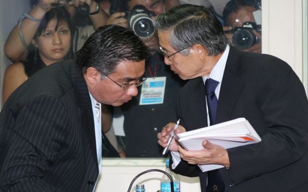 Nakazaki presentará hábeas corpus a favor de Fujimori tras fallo de Villa Stein