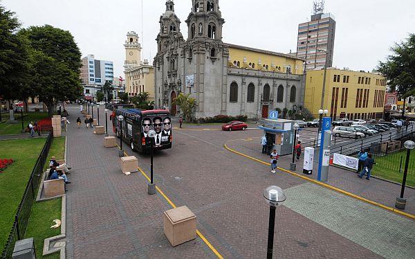 Miraflores: vecinos están a favor de la construcción de estacionamiento subterráneo