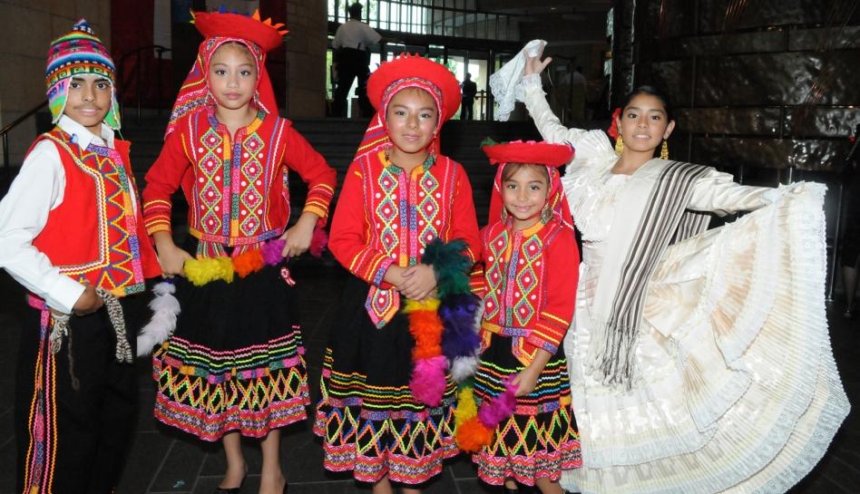 FOTOS: el Perú en el Museo del Indio Americano Smithsonian de Washington