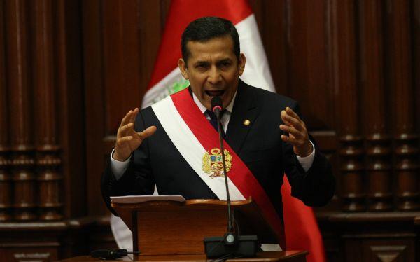 Primer año de Ollanta Humala: ¿aún genera incertidumbre su gobierno?