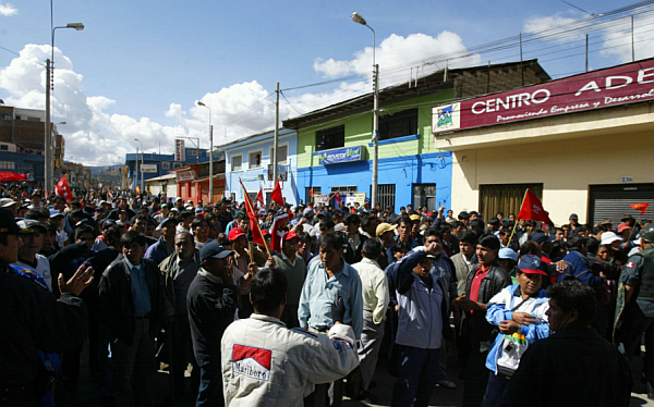 Ministerio de Agricultura denunció al Conare por protesta en Andahuaylas