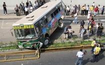 Los accidentes en las pistas de Lima se incrementaron 4,3% respecto al 2011 - Noticias de luis quispe candia