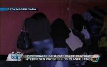 Intervienen a seis menores en operativo contra prostíbulos en Chosica - Noticias de prostibulo clandestino