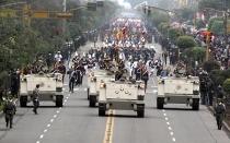 Cuidado: el acceso a la Av. Brasil será restringido desde las 6 p.m. por la Parada Militar - Noticias de desfile militar