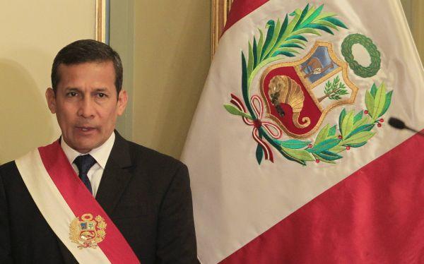 El primer año de Humala: conflictos sociales, narcoterrorismo y silencios