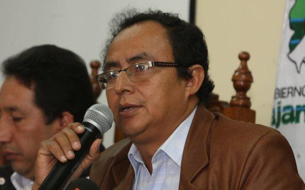 Santos sostuvo que Humala le dio la razón a Cajamarca en su discurso