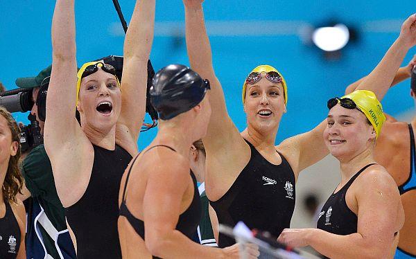 La australiana Emily Seebohm dejó nuevo récord olímpico en natación