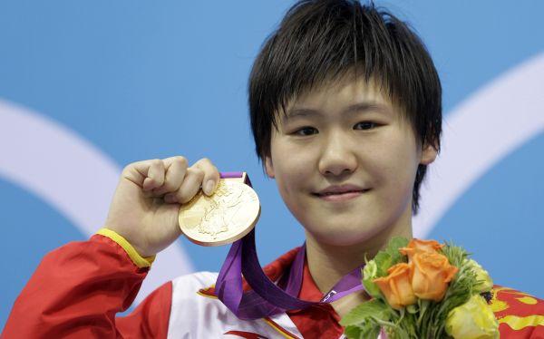 Una nadadora china de 16 años es más rápida que Michael Phelps y Ryan Lochte