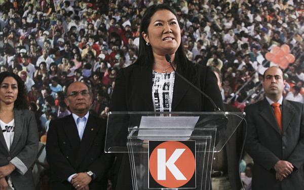Fujimorismo solicitó cambio de denominación para llamarse Fuerza Popular