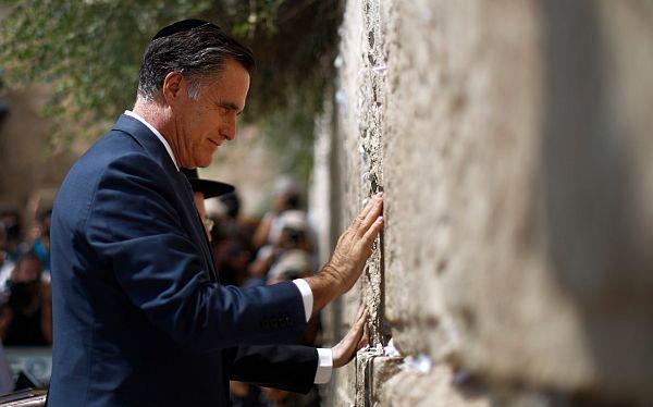Romney está a favor de un ataque contra Irán para evitar armas nucleares